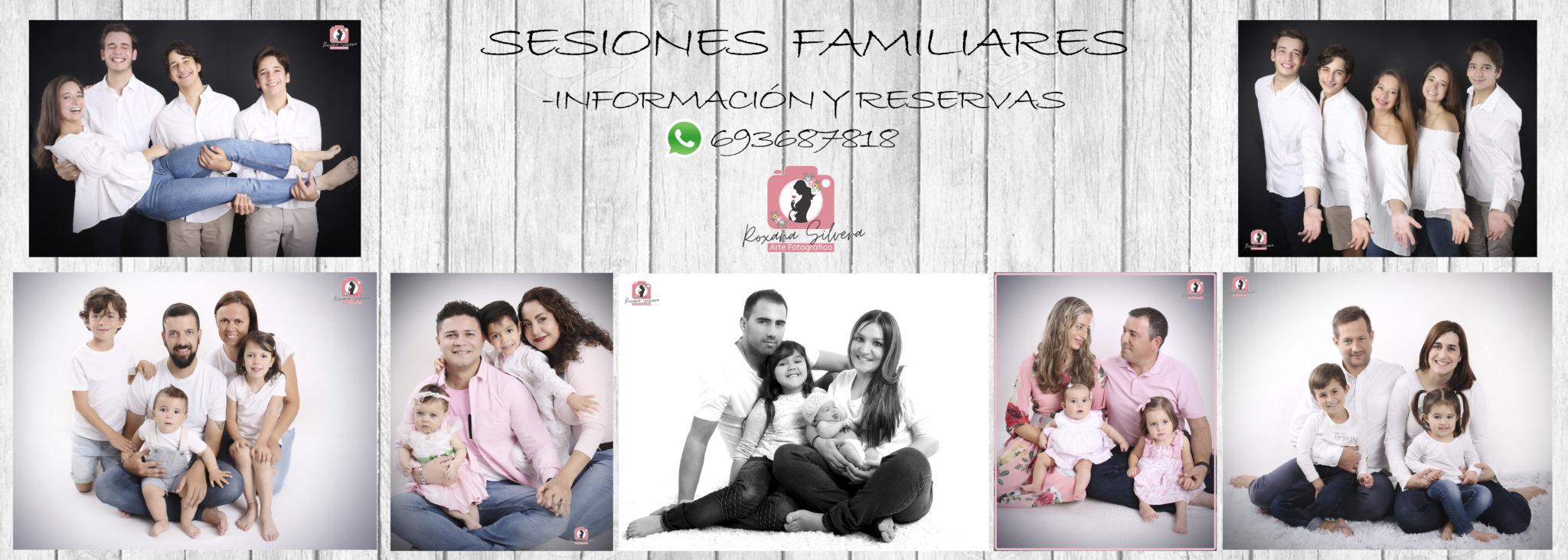 SESIONES FAMILIARES